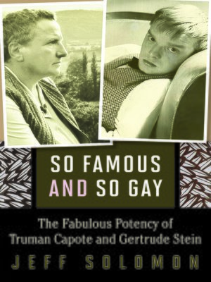 cover image of So Famous and So Gay