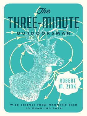 cover image of The Three-Minute Outdoorsman