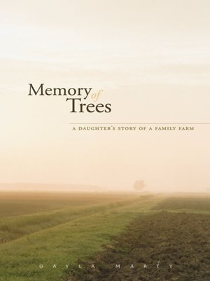 cover image of Memory of Trees