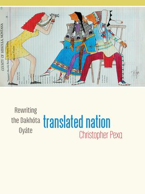 cover image of Translated Nation
