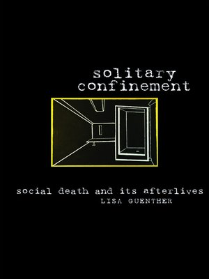 cover image of Solitary Confinement