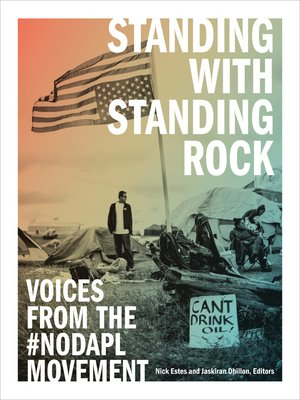 cover image of Standing with Standing Rock