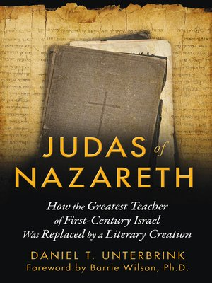 cover image of Judas of Nazareth