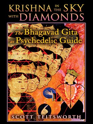 cover image of Krishna in the Sky with Diamonds