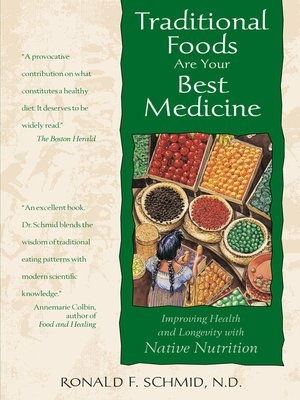 cover image of Traditional Foods Are Your Best Medicine
