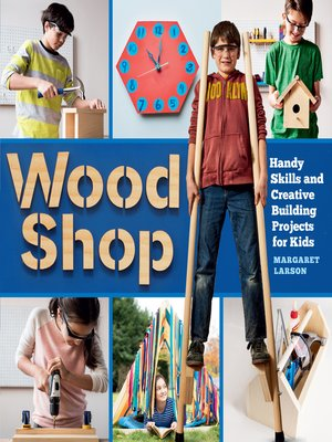 cover image of Wood Shop