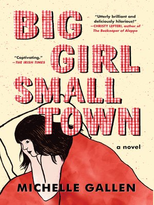 cover image of Big Girl, Small Town