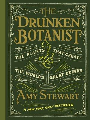 cover image of The Drunken Botanist