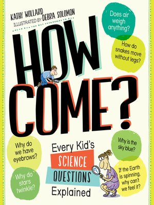 cover image of How Come?