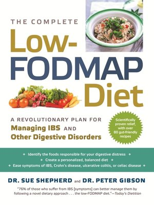 cover image of The Complete Low-FODMAP Diet