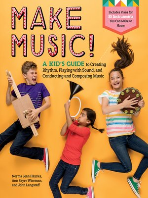 cover image of Make Music!