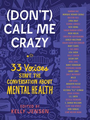 cover image of (Don't) Call Me Crazy