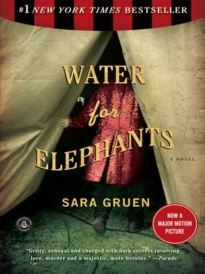 cover image of Water for Elephants