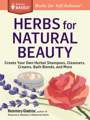 cover image of Herbs for Natural Beauty