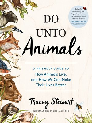 cover image of Do Unto Animals