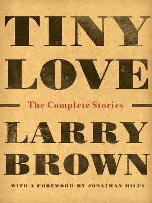 cover image of Tiny Love