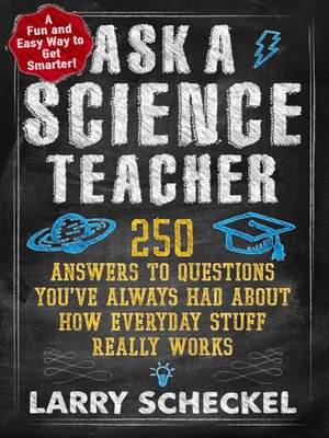 cover image of Ask a Science Teacher