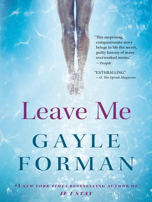 cover image of Leave Me