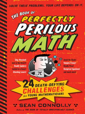 cover image of The Book of Perfectly Perilous Math