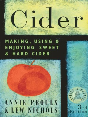 cover image of Cider