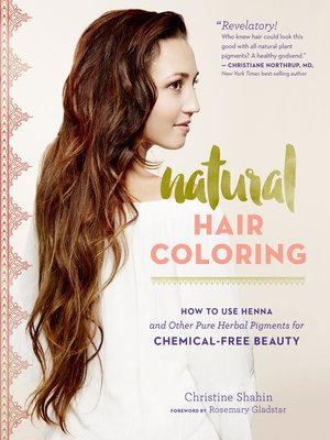 cover image of Natural Hair Coloring