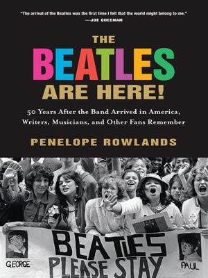 cover image of The Beatles Are Here!