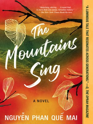 cover image of The Mountains Sing