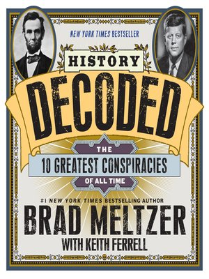 cover image of History Decoded