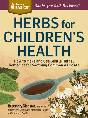 cover image of Herbs for Children's Health