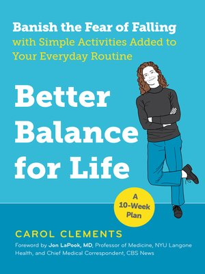 cover image of Better Balance for Life