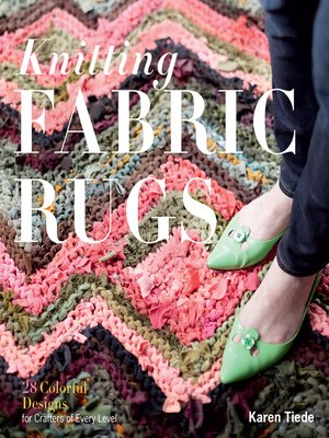 cover image of Knitting Fabric Rugs