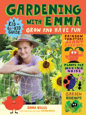 cover image of Gardening with Emma