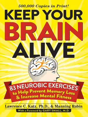 cover image of Keep Your Brain Alive