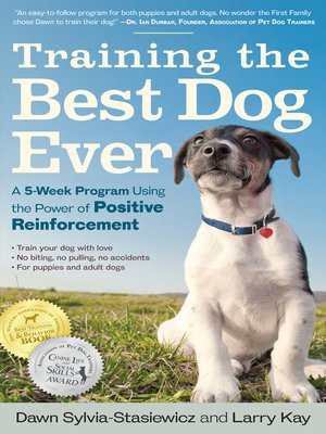 cover image of Training the Best Dog Ever