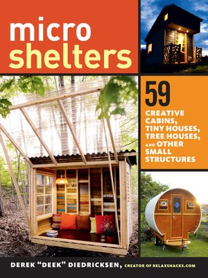 cover image of Microshelters