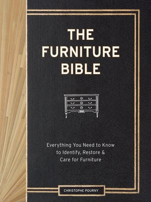 cover image of The Furniture Bible