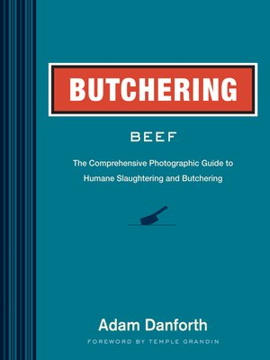 cover image of Butchering Beef