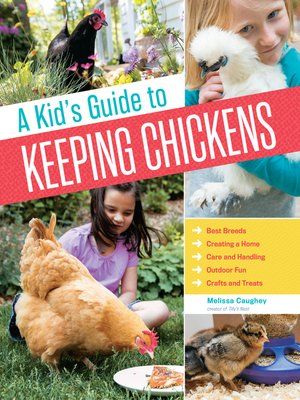 cover image of A Kid's Guide to Keeping Chickens