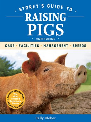 cover image of Storey's Guide to Raising Pigs