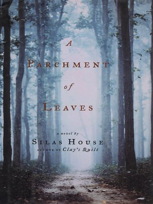 cover image of A Parchment of Leaves