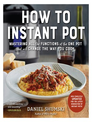 cover image of How to Instant Pot