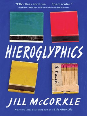 cover image of Hieroglyphics
