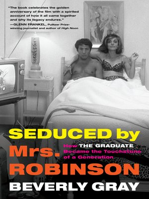 cover image of Seduced by Mrs. Robinson