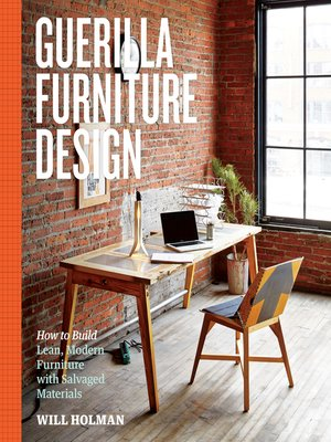 cover image of Guerilla Furniture Design