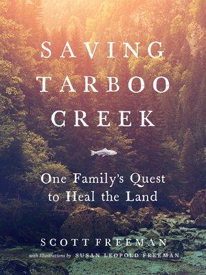 cover image of Saving Tarboo Creek