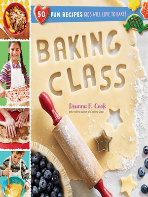 cover image of Baking Class