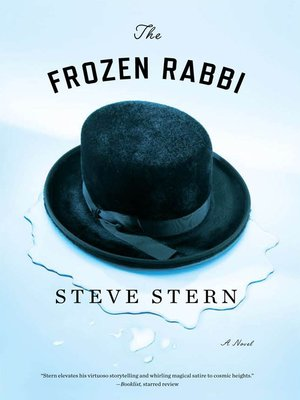 cover image of The Frozen Rabbi
