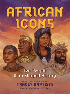 cover image of African Icons