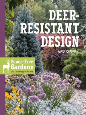 cover image of Deer-Resistant Design