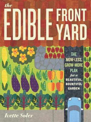 cover image of The Edible Front Yard